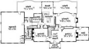 interior open kitchen floor plans bring family closer design plan