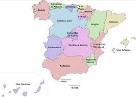 Espana Map Slideshow For Spain Maps