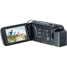 amazon com canon vixia hf r500 digital camcorder black