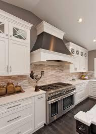 kitchen backsplash ideas with cabinets 30 awesome kitchen backsplash ideas for your home 2017