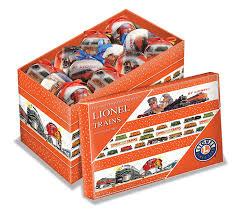 lionel trains classic ornament gift box toys