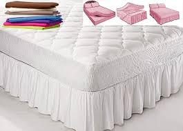 King Single Bed Valance Platform Valance Sheet Extra Frill Sizes Standard Quality