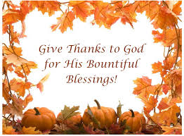 happy thanksgiving holy catholic school division