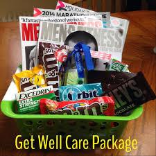 feel better care package ideas mrs preschool february 2014