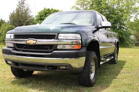 2001 chevy silverado 2500 extended cab russell u0027s truck sales