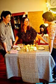 getting ready for thanksgiving dinner 15 tips for hosting thanksgiving or any dinner party in a small