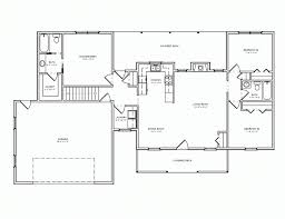 single story ranch house plans with porches luxihome