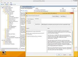 configure domain pass through authentication