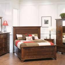 Amish Made Bedroom Furniture by Amish Bedroom Sets King Dinettes