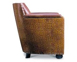 leathercraft lodge chair 2898 leather lodge chair