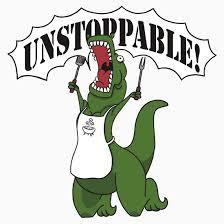 Unstoppable Dinosaur Meme - unstoppable dinosaur lekton info