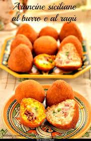 cuisine sicilienne arancini arancine sicilienne avec beurre siciliens créatifs dans la cuisine