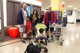 brit family of seven left stranded in spain after booking 750