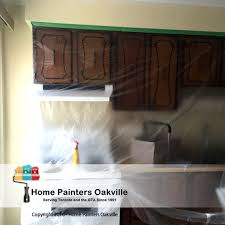 Kitchen Cabinet Refacing Mississauga by Kitchen Cabinet Painting Oakville U0026 Mississauga Kitchen Painters