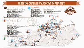 kentucky map bardstown that supersonic boom you just heard was kentucky s bourbon boom