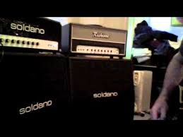 Soldano 2x12 Cabinet Soldano Slo 4x12 Cabinets Eminence X12000 Vs Celestion 30 Youtube