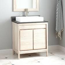 Lowes Vessel Vanity Vanities Giovanni Vessel Sink Vanity Cabinet 30 Contemporary