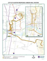 Austin Bergstrom Airport Map by Urban Rail Notes From The Road