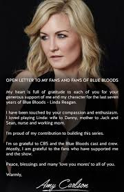 amy carlson hairstyles on blue bloods blue bloods amy carlson breaks silence on shocking exit tv fanatic