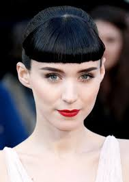 blunt fringe hairstyles blunt bangs are so trendy for 2016 best blunt styles