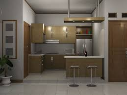 model kitchen set modern gambar dapur minimalis modern berbentuk l dengan kitchen set