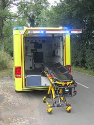 new ambulance hits the streets of derbyshire east midlands