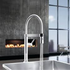one touch kitchen faucet touch free kitchen faucet setbi club