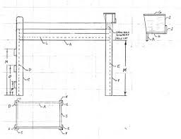 Free Loft Bed Woodworking Plans by More Bunk Bed Free Woodworking Plans Magazine Rack Wooden Plans
