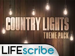 country lights 5 scribe media worshiphouse media
