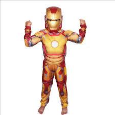 Iron Man Halloween Costume Toddler Cheap Ironman Costume Child Aliexpress Alibaba Group
