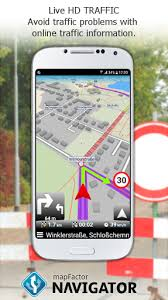 gps apk mapfactor gps navigation maps apk for android