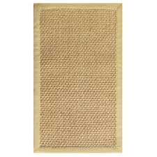 Jute Round Rugs by Natural Fiber Area Rugs Rugs The Home Depot