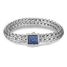sapphire bracelet images John hardy classic chain 10 5mm blue sapphire bracelet jpg
