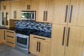Bamboo Cabinets Kitchen Bamboo Kitchen Cabinets With 3 Styles Sale Bamboo