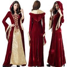 medieval dress robe women renaissance dress princess queen costume