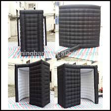 cheap photo booth free shipping 2 5m 2 5m 2 5m black photo booth