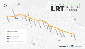 The High Line Map Hamilton Lrt On Twitter