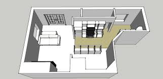 basement layouts mesmerizing basement layouts with stairs in middle pics ideas