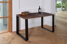 Modern Rustic Desk Modern Rustic Desk U Legs Modern Desk Office Desk Wood Desk