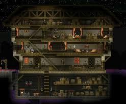 starbound houses my comfy house so far starbound