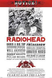 Big Sugar All Hell For A Basement Lyrics - radiohead poster radiohead artwork pinterest radiohead