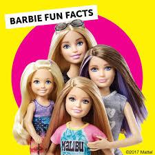 barbie did you know barbie has 3 sisters skipper facebook