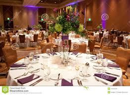wedding reception tables tables at wedding reception royalty free stock images image
