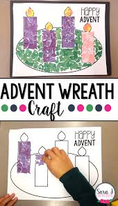 20 amazingly simple catholic advent crafts for kids