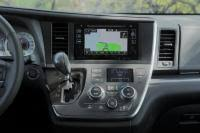 2015 Toyota Sienna Interior 2015 Toyota Sienna Review Car Reviews