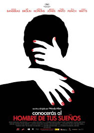 you will meet a tall dark stranger movie poster 2 of 6 imp awards