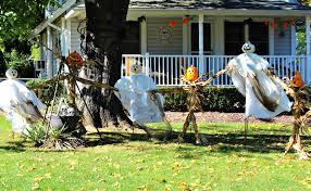 21 rosemary lane outdoor halloween decorating