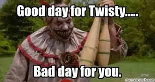Clown Memes - the clown american horror story