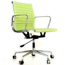 charles eames ea 117 office chair yellow leather