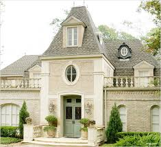 french country style home casual and elegant french country style riverbend home